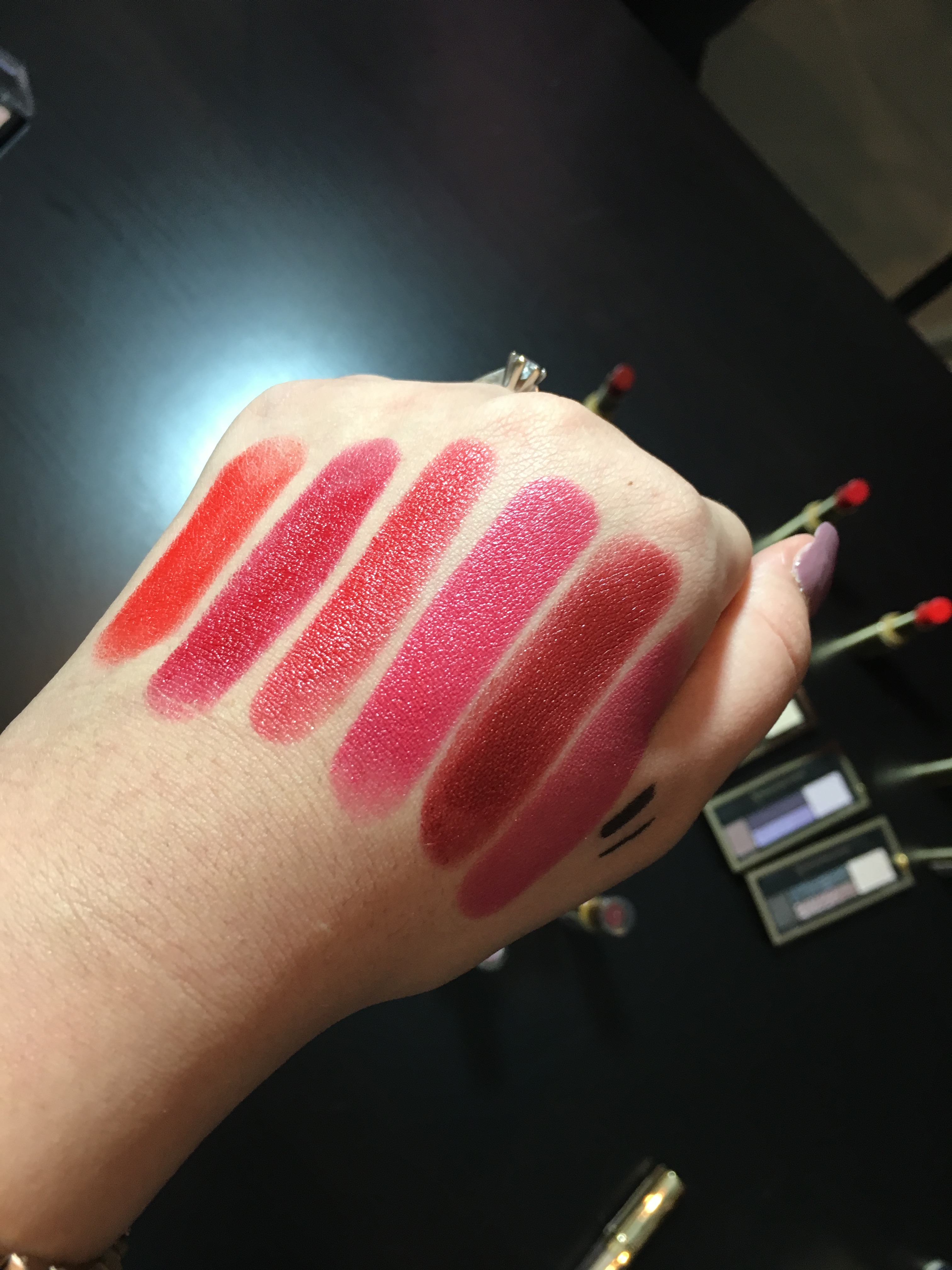 max factor lipfinity swatches