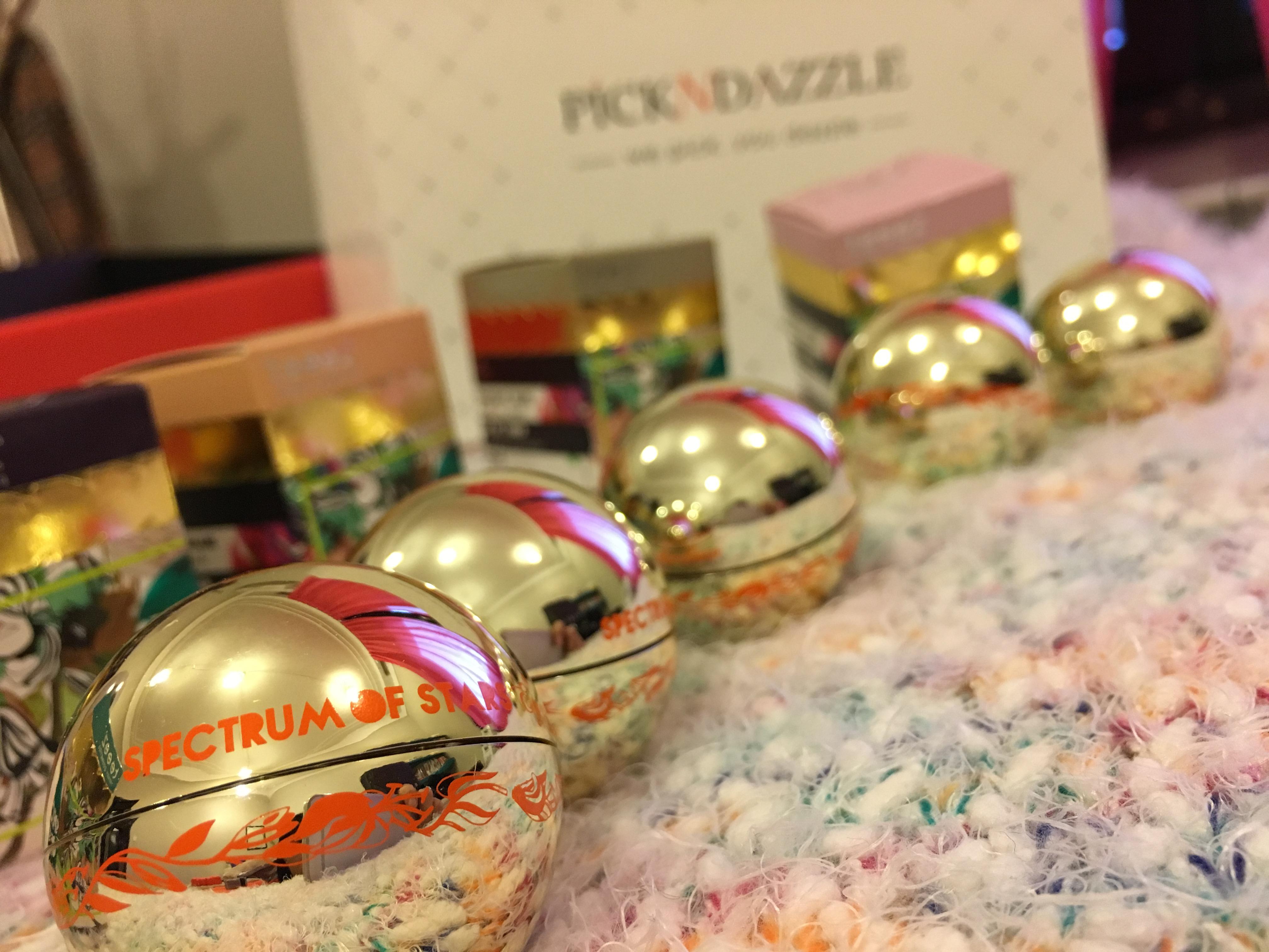 spectrum of stars teeez cosmetics pick'n'dazzle