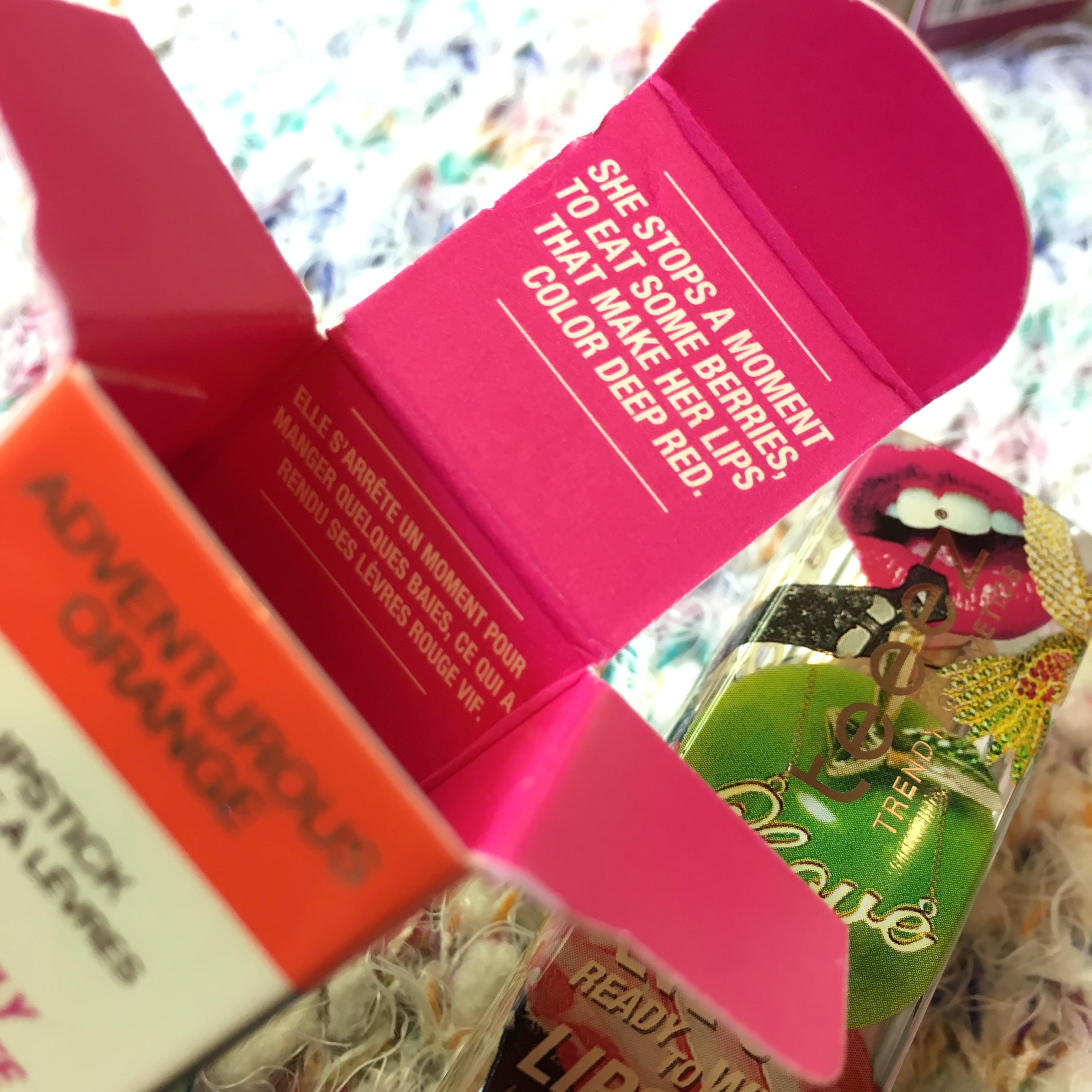 teeez cosmetics lipstick pick'n'dazzle