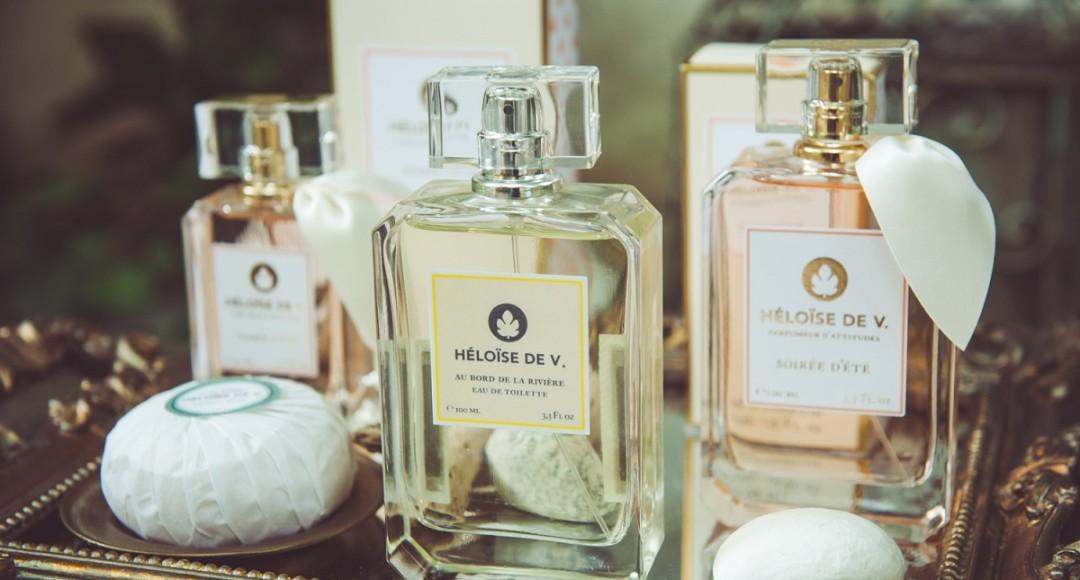 Heloise De V O Poveste Cu Parfum
